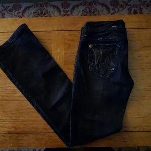 Mek Denim USA Black Plymouth Jeans - 26/32